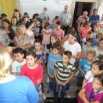 Učenci so napolnili Muzejsko ulico  obrtnikov