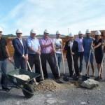 Začetek gradnje logističnega centra