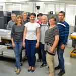 Tiskarna Koštomaj, podjetje za proizvodnjo in promet grafičnih proizvodov, d.o.o. –  33-letna tradicija poslovanja družinskega podjetja