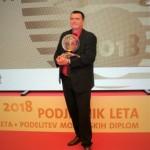 Peter Pišek je podjetnik leta 2018