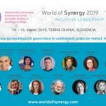 Konferenca WoS: korak do boljše družbe in modrega vodenja